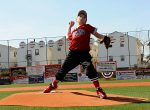 12-year-old baseball pitcher Brandon Pilovsky has perfect game 1 (picture taken from: http://www.nydailynews.com/)