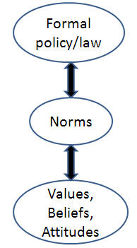 anomie the norm of normlessness in Anomie and modes of adaptation in criminality while other scholars view anomie as the lack of norms or normlessness or even normative (willy.