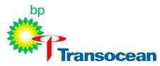 BP & TransOcean Logos